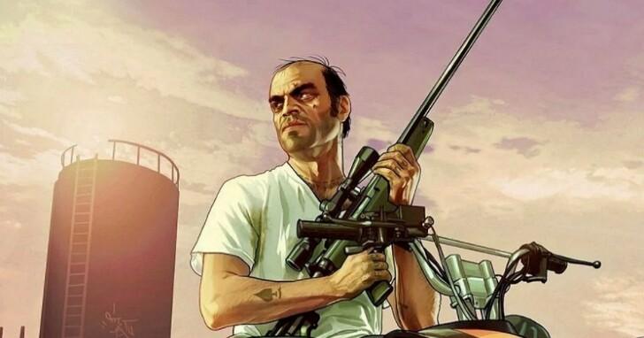 就算你不想濫殺無辜,玩家算出要打通《GTA5》你還是得殺726人