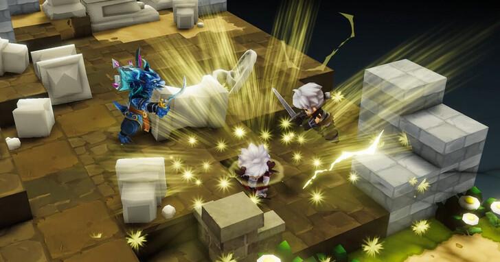 台灣團隊開發戰棋 RPG《迷霧國度:傳承》,將於 Steam 平台推出