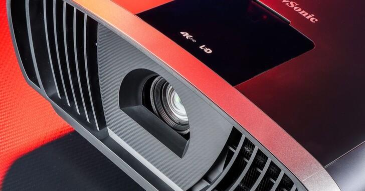 ViewSonic X100-4K+評測:4K UHD家庭投影機的旗艦之作
