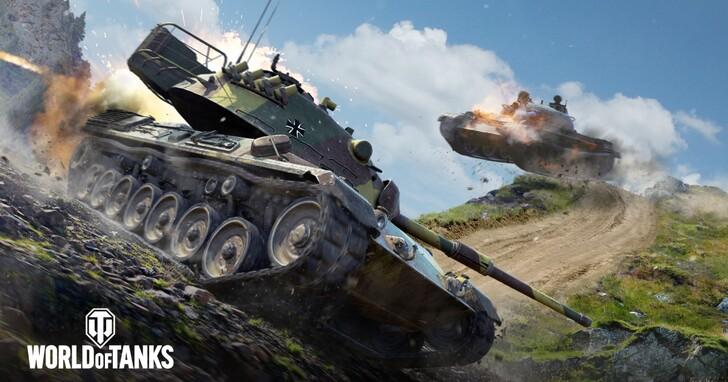 《戰車世界》於 Steam 上架,Xbox 、PlayStation 大改版同步登場