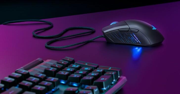 ROG推新品Claymore II電競鍵盤、Gladius III系列電競滑鼠