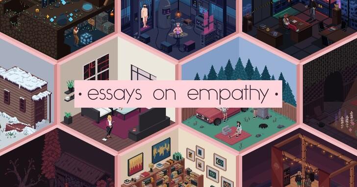 成人限定!《紅弦俱樂部》開發團隊推新作,《Essays on Empathy》帶來 10 則發人深省的人生敘事體驗