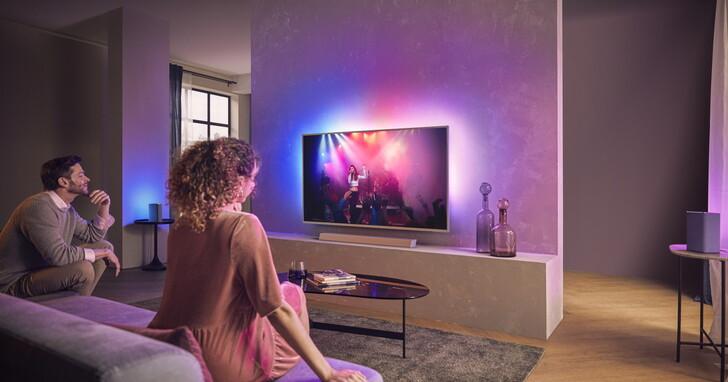 飛利浦大型顯示器領先業界 唯一搭載DTS Play-Fi無線音訊串流技術 隆重在台上市