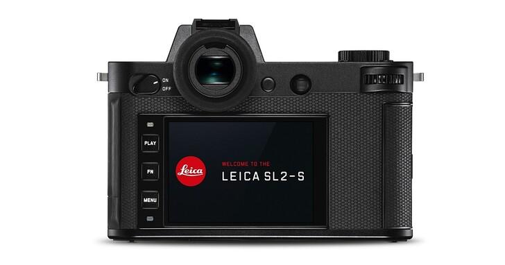 Leica SL2-S 韌體升級,支援 4K 60fps 錄製功能與 150Mbps Long GOP 格式