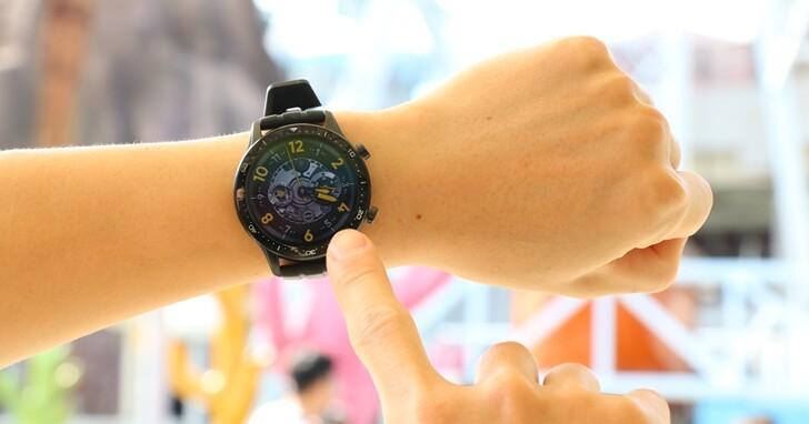 realme Watch S Pro 開箱實測:血氧偵測+衛星定位,還有14天大電量僅3,999 元