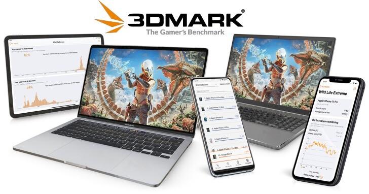 免費下載操爆手機的測試工具,3DMark加入Wild Life Extreme測試項目