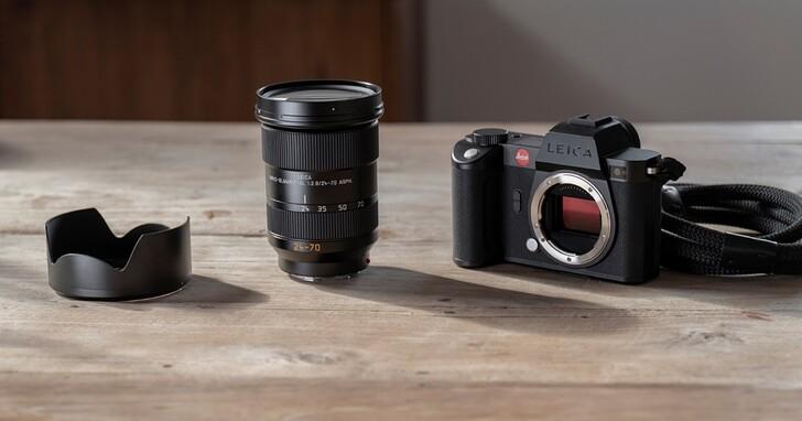 徠卡推出 SL 24-70mm f2.8 ASPH. 變焦鏡,骨子裡其實是 Sigma 同款貼牌鏡頭