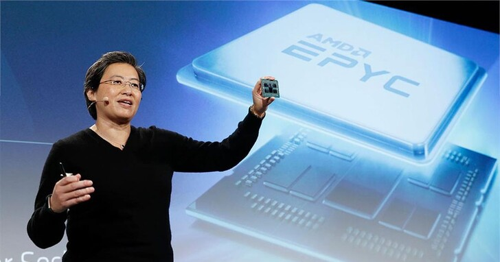 AMD拿下15年來伺服器市場最高市佔率,英特爾DCG收入下滑20%