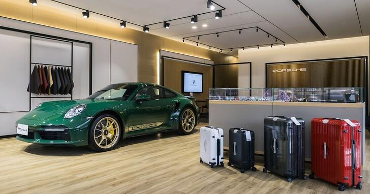 台灣第一座保時捷獨立概念店 Porsche NOW Tainan 落腳台南