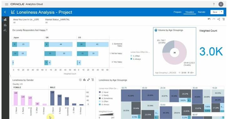 潮網科技運用Oracle Analytics Cloud助企業掌握關鍵行銷數據