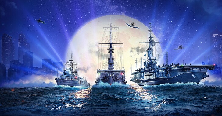 《戰艦世界》將舉辦「最長的博物館之夜」,帶你免費線上導覽全球 15 家世界級海軍博物館