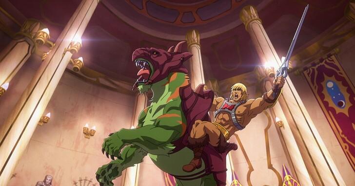 Netflix全新《太空超人》動畫預告出爐,「葛雷堡神奇的力量」更強帥度破表!
