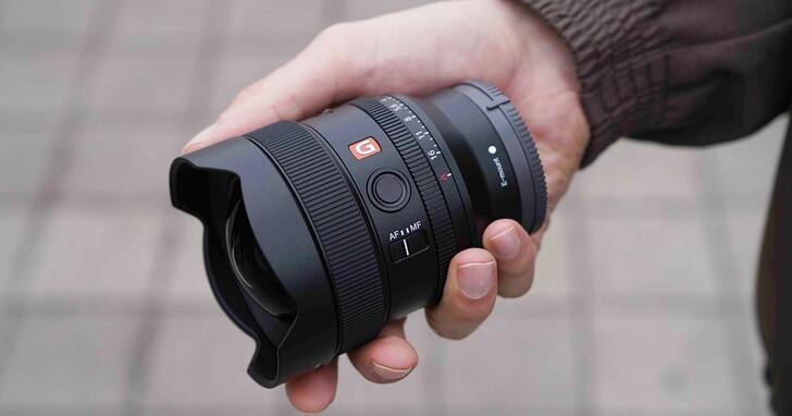 超廣角大光圈定焦鏡 Sony FE 14mm F1.8 GM 在台上市,售價 40,980 元
