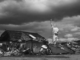 日本地震一年,Google 更新災區衛星照片、令人省思的照片集