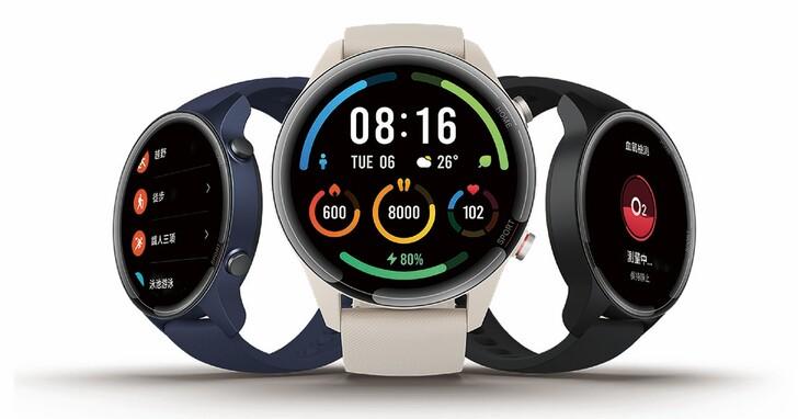 小米手錶運動版解析,不但支援血氧偵測、心率、睡眠、百種運動模式還內建GPS,售價3,295 元