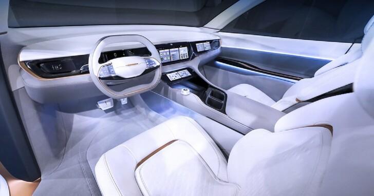 鴻海集團攜手全球第四大車廠 Stellantis,共組公司開發智慧座艙
