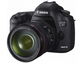 Canon EOS 5D Mark III 單機身台灣定價111,900元,你買單嗎?