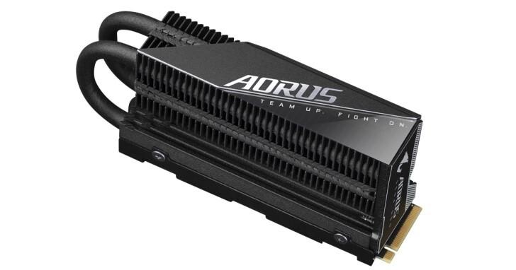 GIGABYTE推出Gen4 7000s Prem. SSD固態硬碟,7GB/s長時運作不掉速