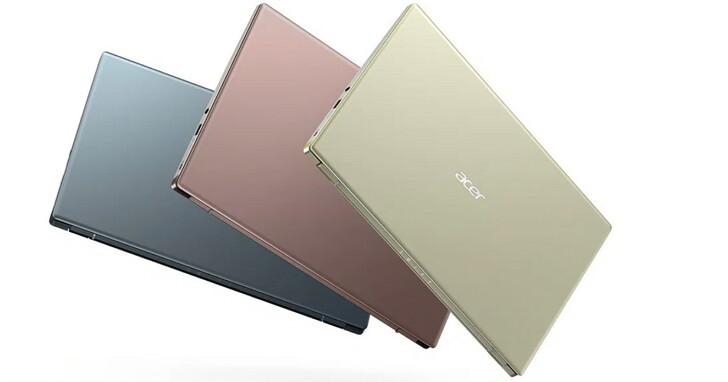 Acer Swift X 搭載 AMD Ryzen 5000 加 GeForce RTX 3050 Ti,標榜 17 小時續航力