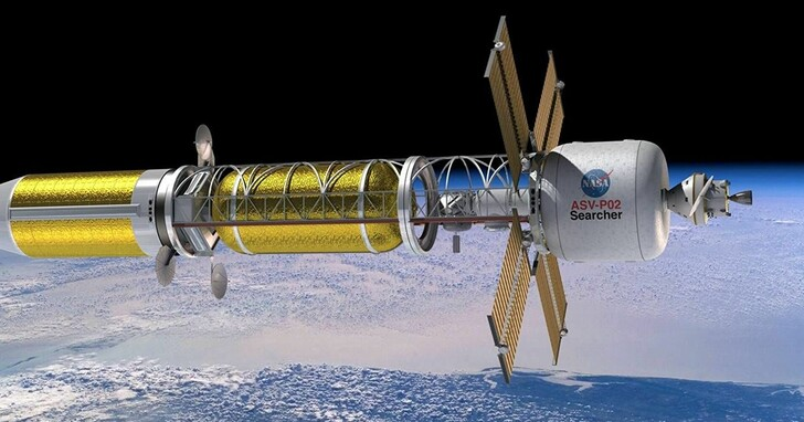 俄羅斯計劃製造一台核動力太空船前往木星