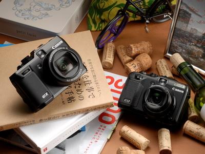 Canon G1X 對決 G12:夜拍、日常拍攝、棚拍實測報告
