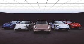 保時捷電動車 Porsche Taycan 後驅版在台上市,售價 358 萬起
