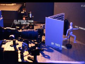 MIT 研發雷射相機,可拍到牆壁後面的物體,怎麼辦到的?