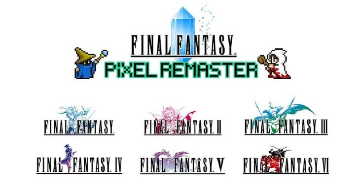 《Final Fantasy》2D 像素重製引爆網友怒火,家機玩家高喊沒人權