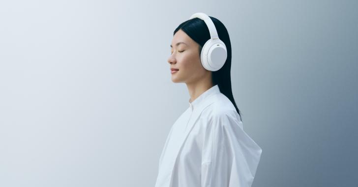 Sony 降噪耳罩式耳機 WH-1000XM4 再推靜謐白新色,6/16 限量開賣