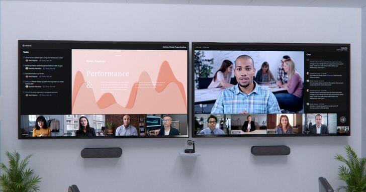Microsoft Teams 功能升級,推出Viva全新功能、實現靈活混合辦公模式