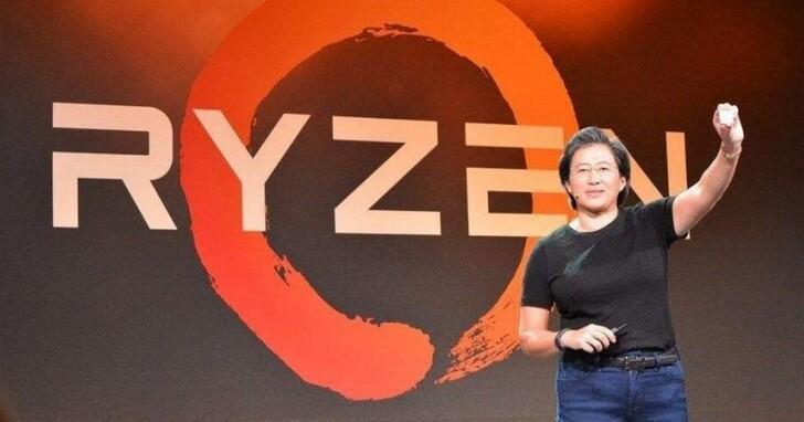 三年翻身 AMD x86市佔率已超過20%,重返巔峰還要等5nm Zen4
