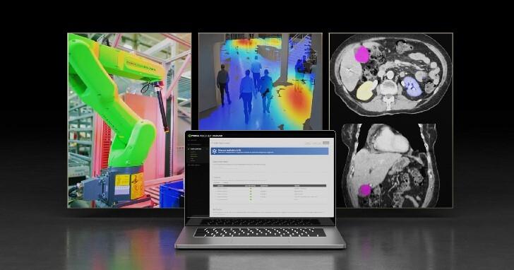 NVIDIA發表AI LaunchPad服務,加速企業於邊緣導入AI混合雲