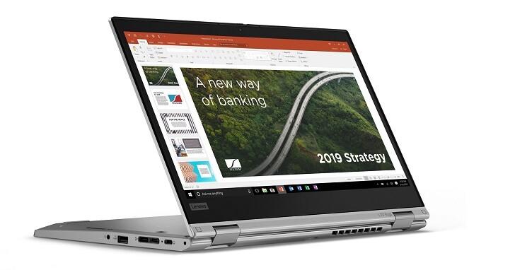 Lenovo ThinkPad L13 及 ThinkPad L13 Yoga 二代,搭載 AMD Ryzen 5000 APU 登場