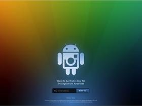 Instagram 即將現身在 Android 平台,快來申請試用