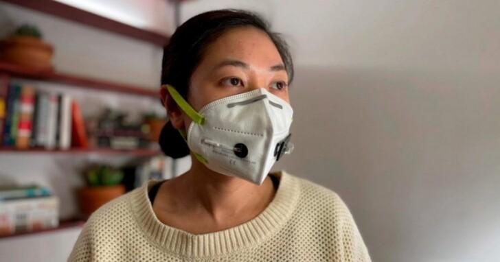 哈佛工程師開發出能檢測新冠病毒的口罩,90分鐘就知道你陽性陰性