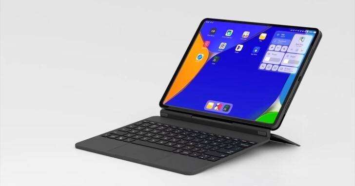 搭載Linux作業系統的JingPad A1平板電腦,還可跑Android App