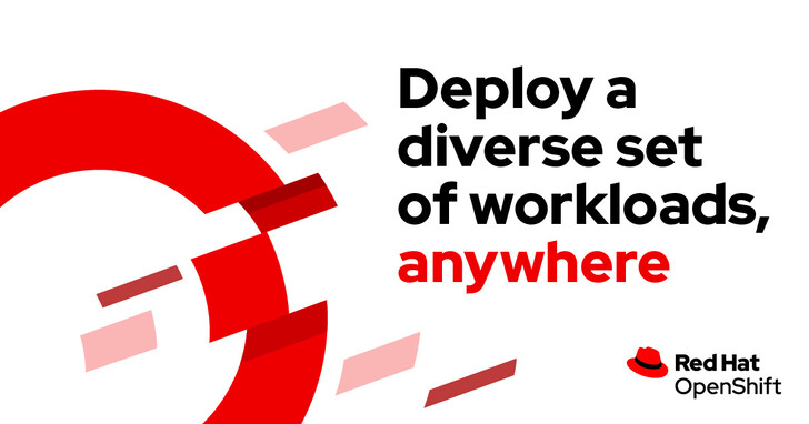 Red Hat OpenShift 4.8釋放混合雲環境工作負載的潛力