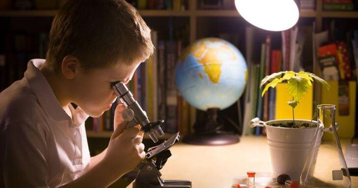 用樂高積木也能做出顯微鏡?可用作教學用途