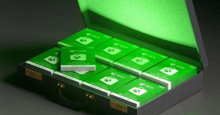 微軟工程師發現測試漏洞、偷走大量Xbox禮品卡序號,2年暗槓1010萬美元