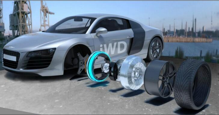 一百年前就發明的輪轂馬達,為什麼會是自動駕駛的終極標配?