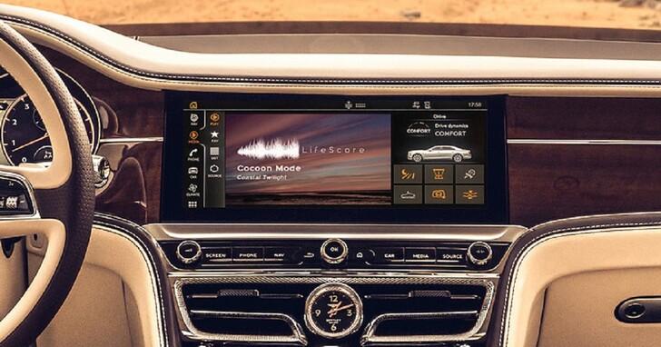 讓 AI 把你的開車風格變成美妙音樂,Bentley 推出主動式配樂技術