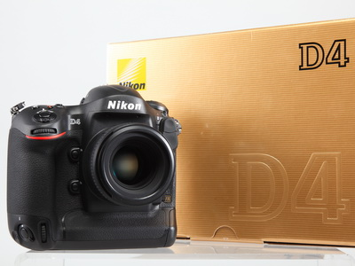 Nikon D4 機皇評測(1):外觀特性、與 D3 比較、選單介面