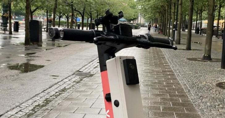 電動滑板車也搞「視覺識別」 瑞典一公司用AI防治「亂竄」現象
