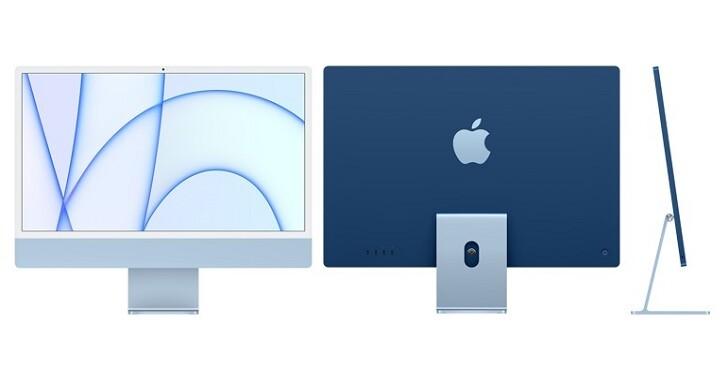 M1 版 iMac 24 吋開箱評測:值得擁有的一體式電腦,售價 39,900 元起