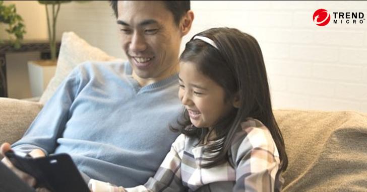 爸媽神隊友!趨勢科技與教育部合推免費「PC-cillin家長守護版」