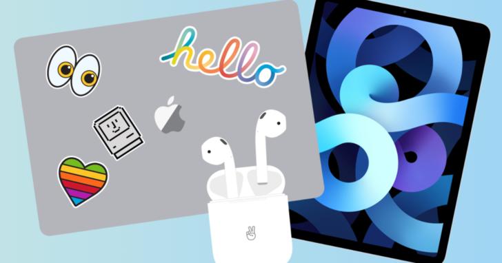 學生們注意,蘋果開學季專案又來了!9/27 前買 Mac、iPad 送 AirPods