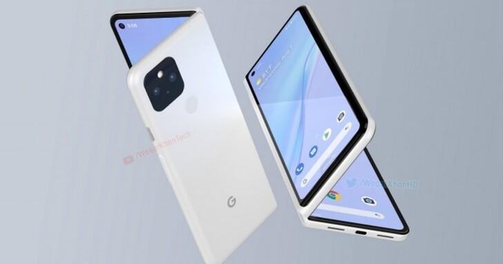 GooglePixel Fold折疊手機有望年內亮相,後續或還有Pixel Roll捲軸式機型
