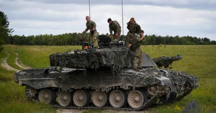 為證明《戰爭雷霆》中的坦克設計錯誤,認真魔人竟洩露英國軍方「挑戰者二型」坦克機密文件