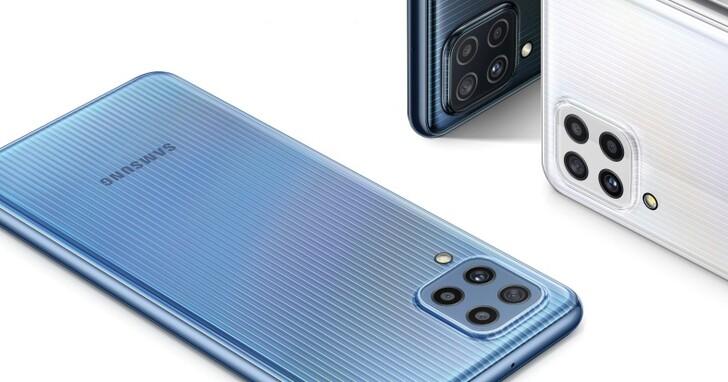 三星推出 Galaxy M32 大電量新機,6.4 吋大螢幕、四鏡頭組合、售價 6,990 元