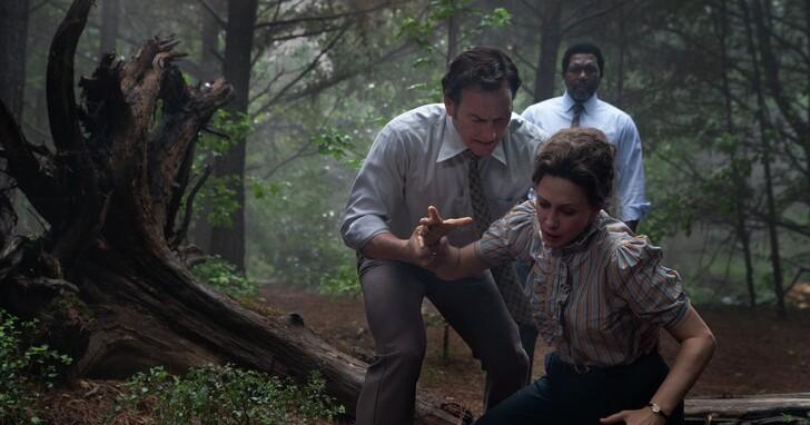 《厲陰宅3:是惡魔逼我的》挑脫鬼屋框架,華倫夫婦四處奔波查線索